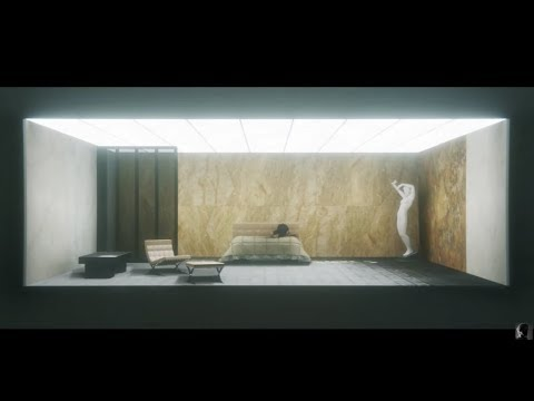 Nicolas Godin - The Border (Official Music Video)