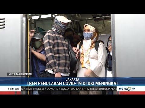 Potret Jakarta di Masa PSBB Transisi