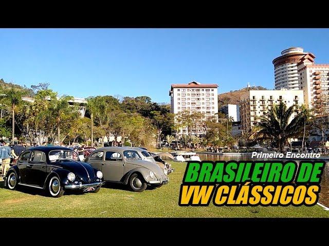 1º Encontro Brasileiro de VW Clássicos