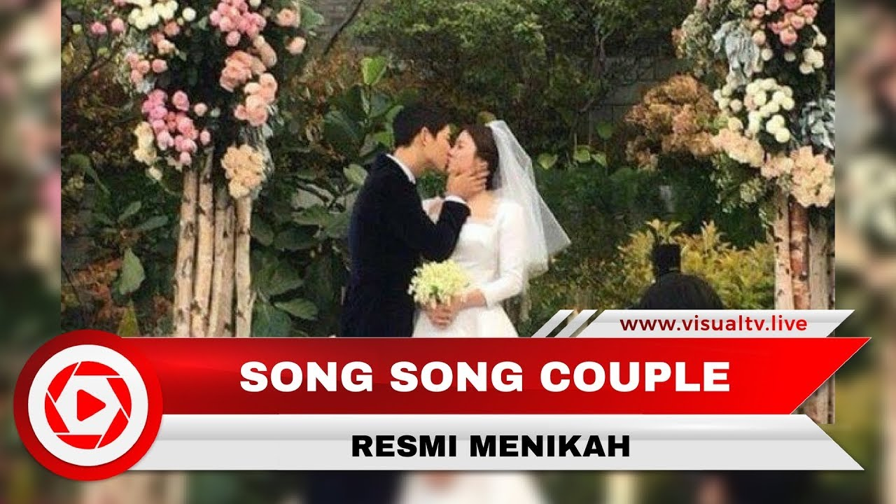 pernikahan song song couple penuh haru youtube