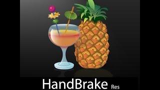 где скачать и как установить HandBrake программа для сжатия видео