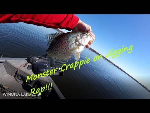 Early Spring Crappie Winona Lake Indiana