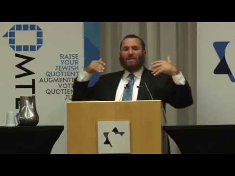 Rabbi Shmuley Boteach on Sexual Impropriety in the Bible