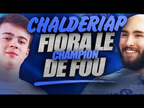 Vidéo d'Alderiate : [FR] ALDERIATE & CHAP - GRAND MASTER - 8.24 - QUE PENSEZ VOUS DE FIORA ?