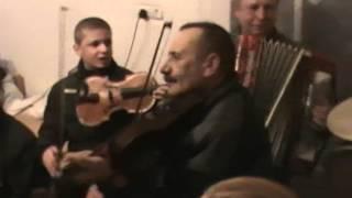 Рождественские колядки в с. Буковець, Межгірський р-н, Закарпатье.
