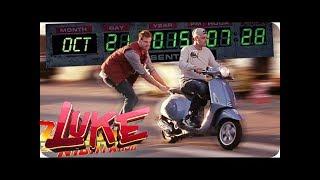 Back to the Future - Luke skatet in die Zukunft zurück!