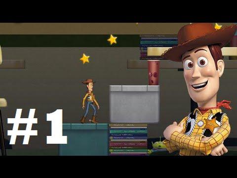 Toy Story 3 - Toys Daycare Dash Walkthrough Part 1 | Disney Pixar UK