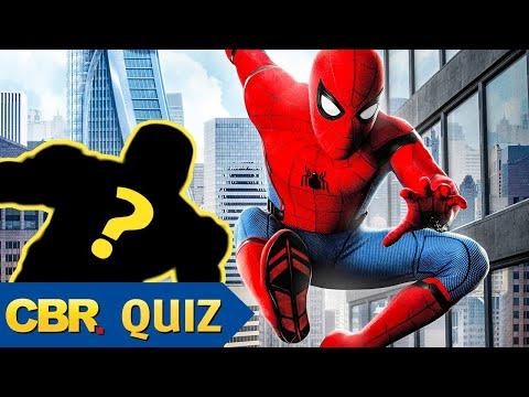 Only True MCU Fans Will Crush This Spider-Man Quiz