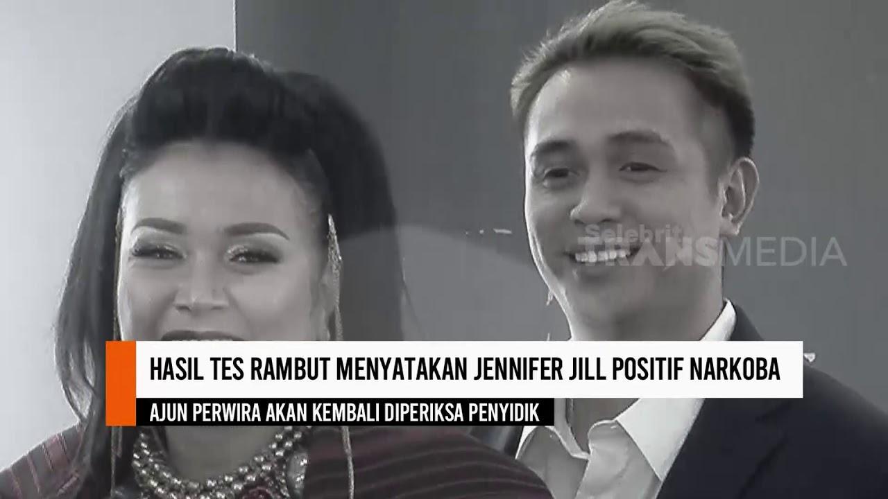 Hasil Tes Rambut Menyatakan Jennifer Jill Positif Narkoba | SELEBRITA PAGI (25/02/21)