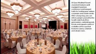 Best Hotel To Stay  Jumeirah Al Qasr  Best Ranked Hotels In Dubai
