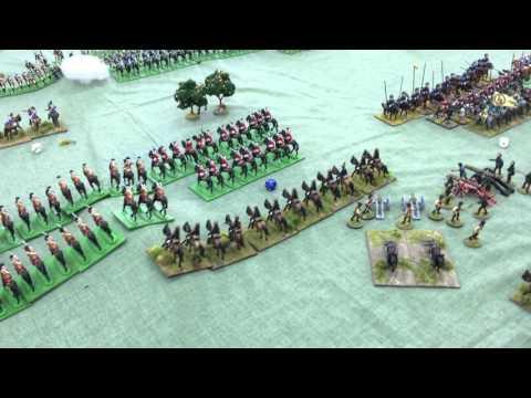 Battle of Lit de la Rivière 1750 part deux