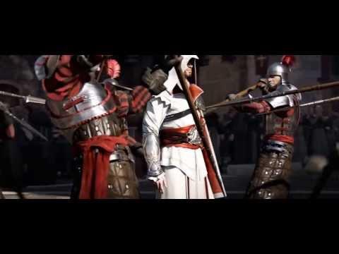 Трейлер Assassins Creed ll - Brotherhood.