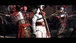 Трейлер Assassin's Creed ll - Brotherhood.