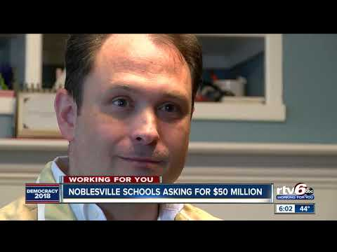 Noblesville schools asking for $50 million to improve school safety