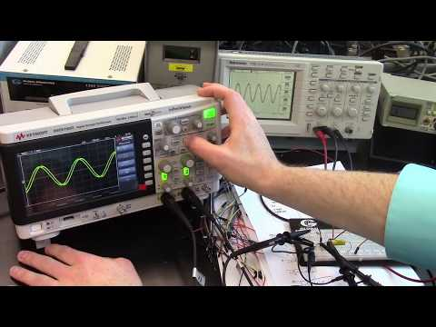 Electronics Lab #4: Filters and Frequency Response
