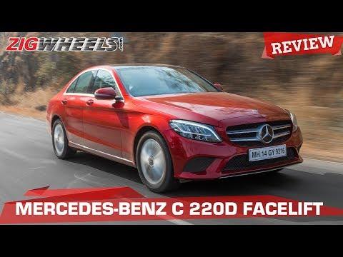 Mercedes-Benz C 220d Facelift Review | More Than Meets The Eye | Zigwheels.com