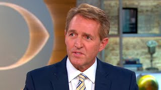 Sen. Jeff Flake on GOP issues and
