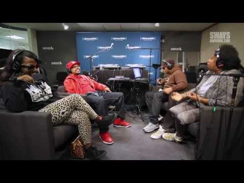 DJ Paul and Gangsta Boo Perform Live on Sway in the Morning & Explains Juicy J's Absence