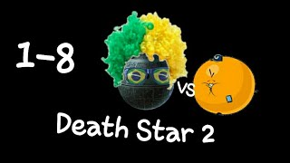 Angry Birds Star Wars-Death Star 2 #1 (1-8)
