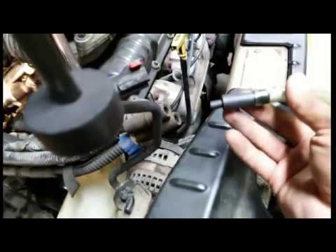 Hqdefault on 2005 cadillac srx fuel filter location