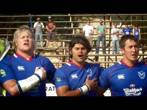 Keep Rugby Clean: Namibia's Arthur Bouwer
