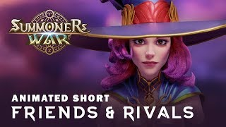 "Summoners War Animated Short | ""Friends & Rivals"""