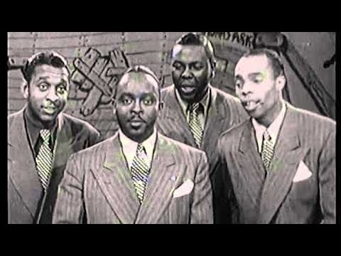 Rap Group From The 1940s? Why Is This Video In Everyone's Recommended?! Who Are The Jubalaires