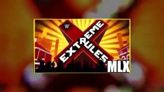 Extreme Rules 2015 Highlights (RR)