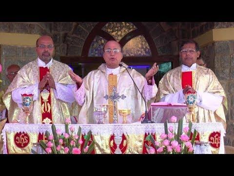 HOLY MASS : St. Joseph Vaz Chapel Kannada Kudru. Gangolli Parish.