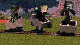 Minecraft Hayat Dersleri | Zorba Olma