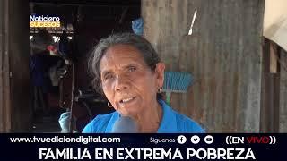 Familia en Extrema Pobreza