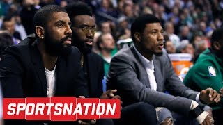 LZ Granderson: Kyrie Irving's knee injury is 'everything' to Celtics | SportsNation | ESPN