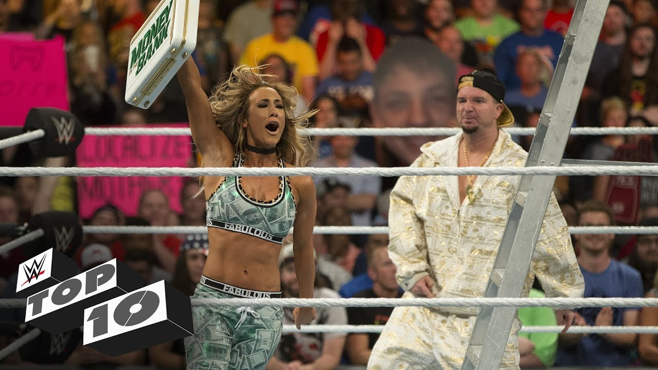 2019 WWE Money in the Bank results, recap, grades: Shocking returns and title changes steal show