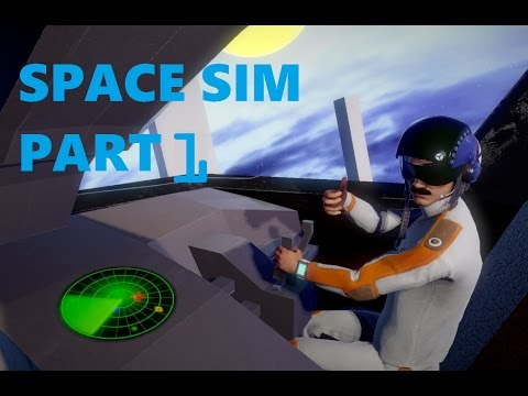 Unity 5 Tutorial Space Simulator Part 1 Controlling Our Spacecraft