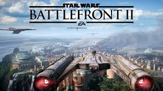 STAR WARS BATTLEFRONT 2 BETA - Gameplay do Multiplayer! (Battlefront 2 PC)