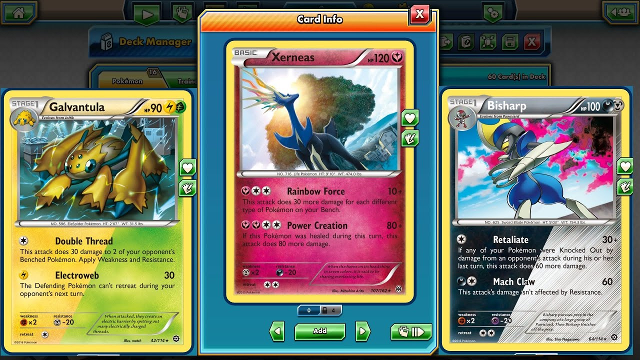 Rainbow Energy Pokemon Tcg