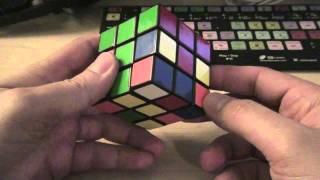 Solving the Rubik