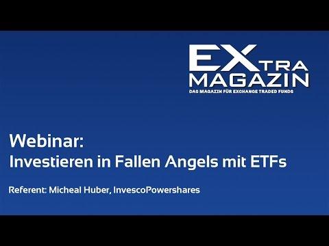 "Webinar: Investieren in ""Fallen Angels"" mit ETFs"