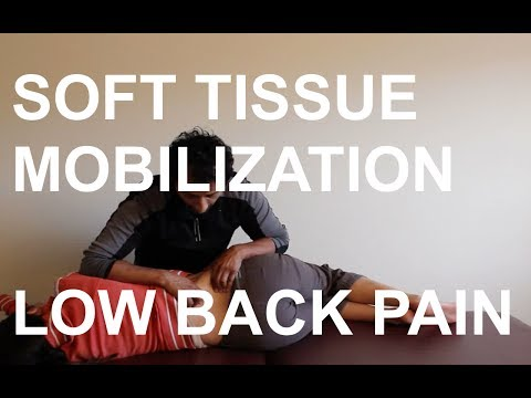Soft Tissue Mobilization For Low Back Pain | Manu Kalia | Video 128 | TridoshaWellness