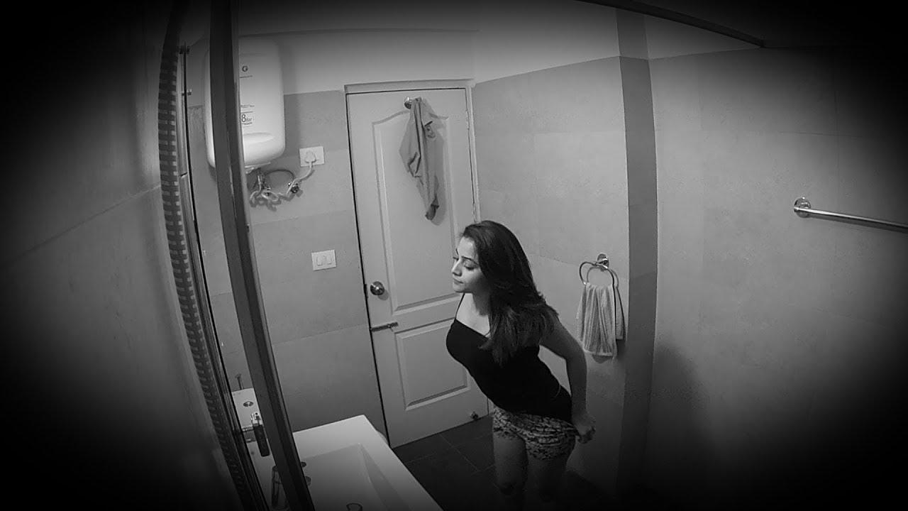 Hidden cam daughter nude