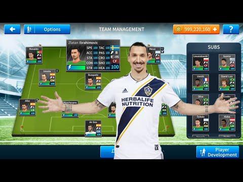 Hướng Dẫn Có Ibrahimovic Dream League Soccer 2019