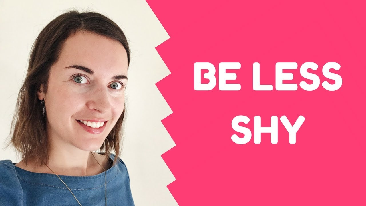 How to be less shy