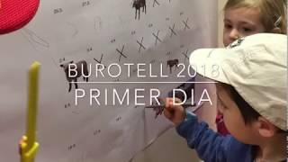 Escoleta Teringa: primer dia a Burotell Abril 2018