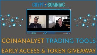 WHAT IS COINANALYST? | AMA | Crypto Trading Tools Platform -Exclusive Early Access & Token Giveaway!