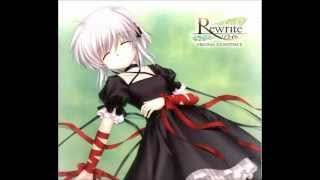 Rewrite Original Soundtrack - Scattered Flowers
