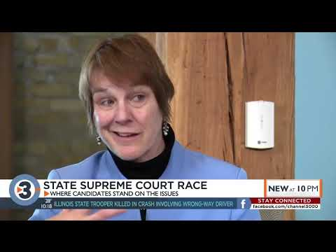 What's At Stake In Wisconsin Supreme Court Election