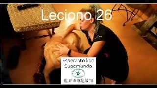 Lernu Esperanton kun Superhundo! – Leciono 26