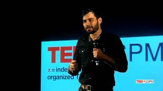 Histórias da Noite Paulistana: Facundo Guerra at TEDxESPM 2012