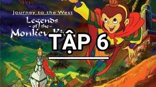Tây Du ký Tập 6 - Hoạt Hình HTV3