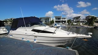 Bayliner 2655 Ciera Sports Cruiser for sale Action Boating Gold Coast, Queensland